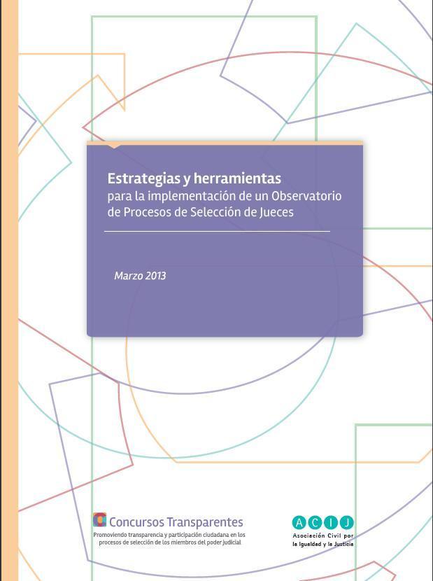 Estrategias y herramientas para la implementación de un Observatorio